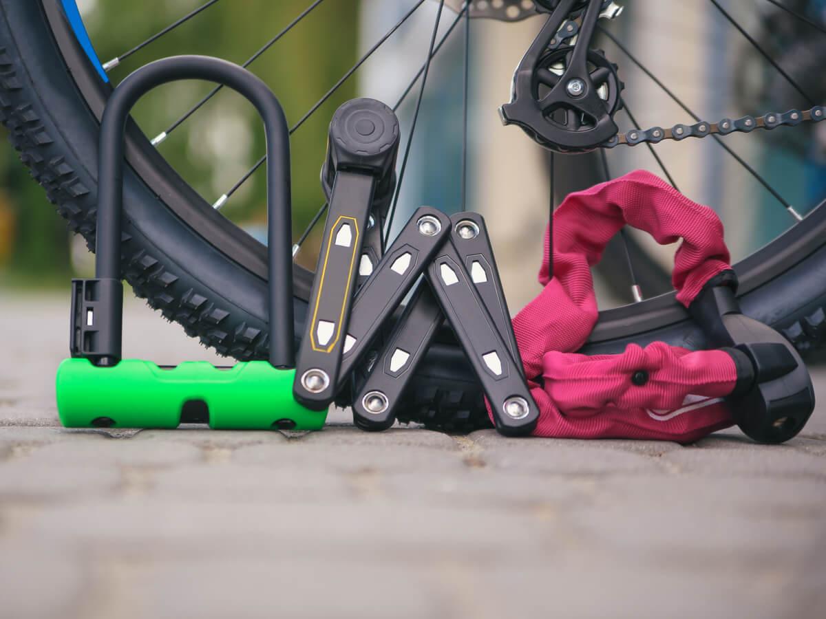 ロードバイクの鍵おすすめ5選!選び方やかけ方を把握しておこう