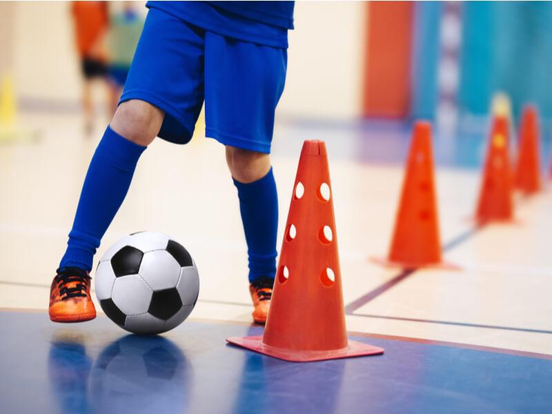 サッカートレーニングシューズ